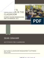 creativity and innovation in the classroom t