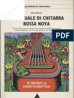 Il Manuale Di Chitarra Bossa Nova