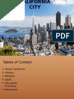 History, Sport, Religion, Economy and Education in California