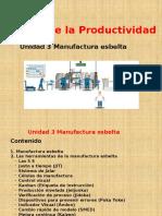 Unidad 3 Manufactura Esbelta