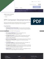 EPF Composer Dev Guide
