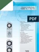 Techspec TAMS 13 T 13 13 en