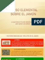 Curso Jamon