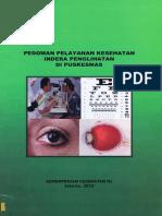 Pedoman Program Kesehatan Indera