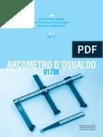 Arcometro d Osualdo