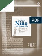 .Cuando Su Niño Ha Desaparecido. Guia de Supervivencia Familiar. PDF