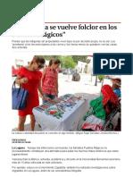 """""""La Pobreza Se Vuelve Folclor en Los Pueblos Mágicos"""" - Grupo Milenio"""