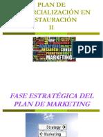 Plan Comercialización II. Presentacion