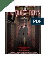 THE QUIET BOYS POSTER