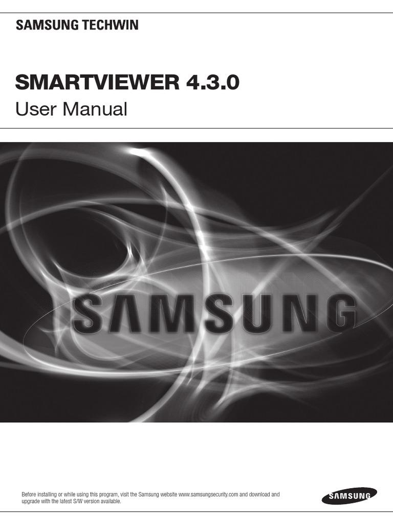 smartviewer v4 3 usermanual pdf installation computer programs rh scribd com Smart Viewer App Smart Viewer Windows
