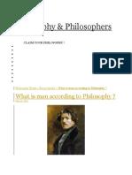 Philosoph 1