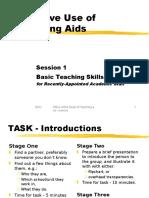 Teaching Aids
