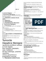 4. tumori hepatice