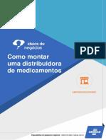 Como montar uma distribuidora de medicamentos - SEBRAE.pdf