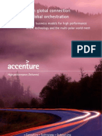 Accenture Multi Polar World Research Report