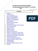 THE+PUNJAB+URBAN+IMMOVABLE+PROPERTY+TAX+RULES+1958.doc