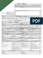 Formato de Identificacion de Peligros Al Sgrl v2 Seguridad