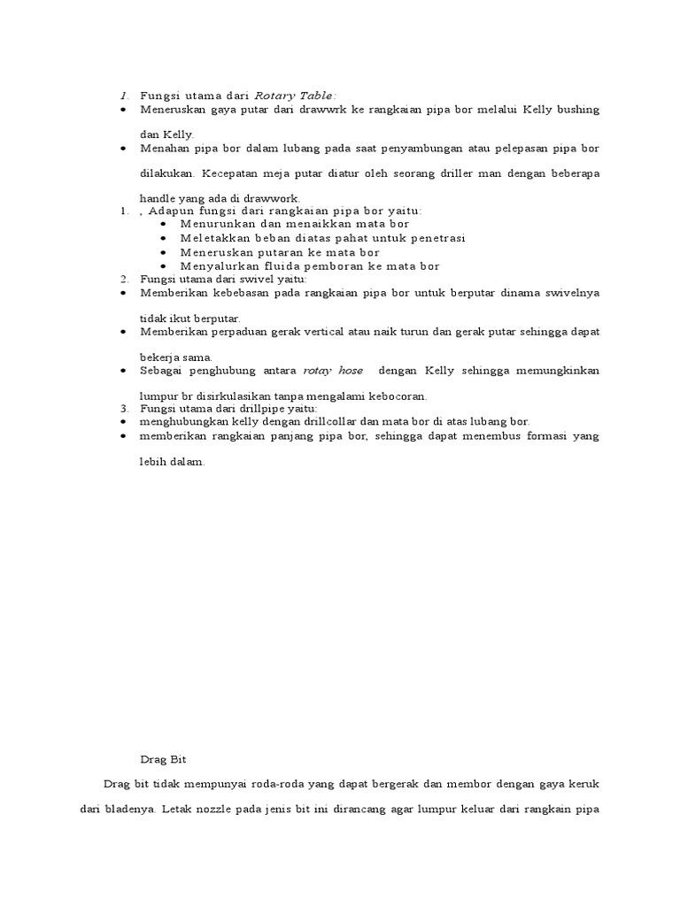Fungsi Utama Dari Rotary Table