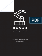 User Manual BCN3D Moveo