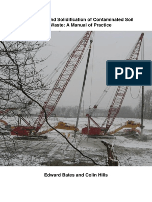 S S Manual of Practice | Environmental Remediation | Nature