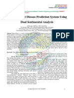 Rational Heart Disease Prediction System Using