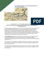 Cronologia Del Pueblo Judio