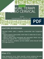 Manual Terapi Regio Cervical
