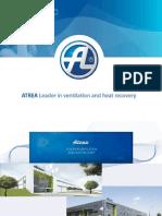 ATREA - General Presentation
