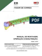 Manual de Instruções Do Transportador de Correia TCB 2015