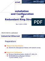Ring Configuration SNMP V1.2