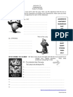 21 Kung Fu Panda - Comparatives