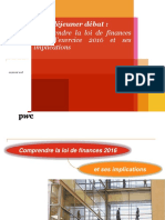 Comprendre La Loi de Finance 2016 Cameroun