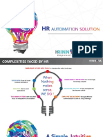 Understanding Hrinnova - HR automation solution