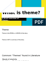 what is theme-