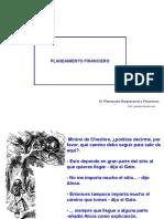 01 Estrategias Empresarial Planeacion Financiera 2011