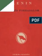 V. I. Lenin - Állam És Forradalom
