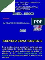 DIAPOSITIVAS DE DISEÑO SISMICO-SETIEMBRE 2015