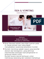 Nausea & Vomitting