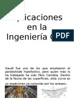 Aplicaciones en La Ingeniería Civil1