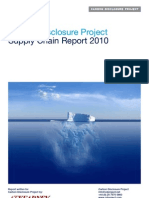 CDP Supply Chain Report 2010