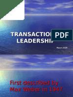 TRANSACTIONAL LEADERSHIP.ppt