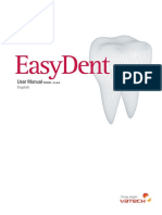 User Manual for EasyDent(Eng)