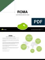 Guia de Viaje Roma