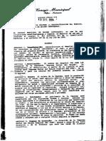 Acuerdo Creacion Del Hospital Como e.s.e