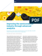 Improving the Semiconductor Industry Through Advanced Analytics Final