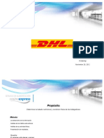 Diagnóstico - DHL