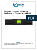 An-neos t24 Veeam8 Win2012r2 r2.4