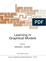 reputable site 26fde 54334 Jordan Learning in Graphical Models   Machine Learning   Bayesian Network