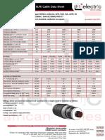 88kV Copper Large Conductor XLPE CSA PE HS Cables