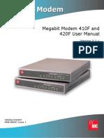 Modem 410-420 Config